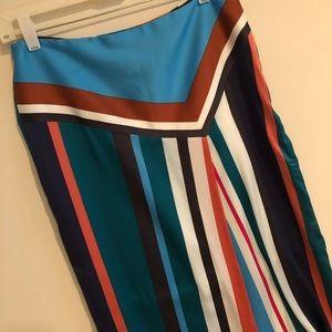 LOFT Skirts - Loft Striped Skirt